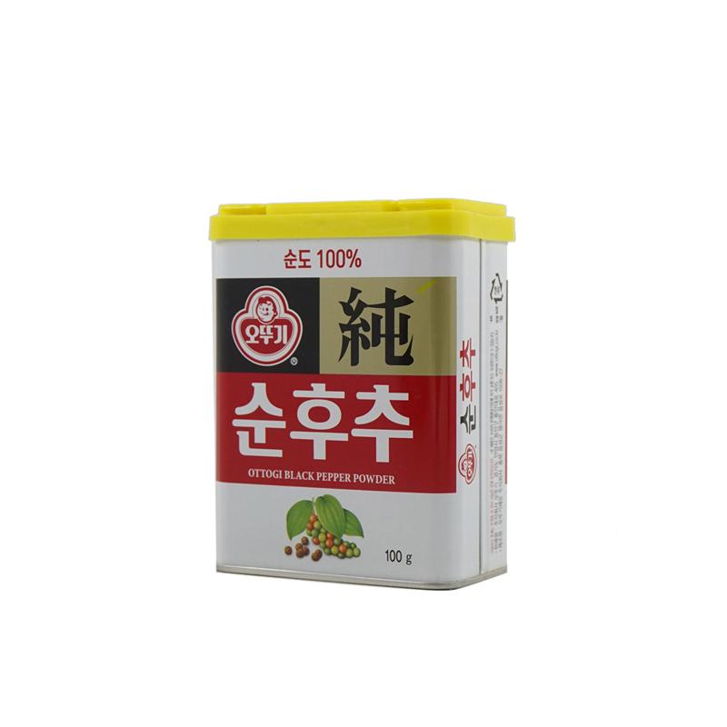 Ottogi Hucu Black Pepper 100 Gr