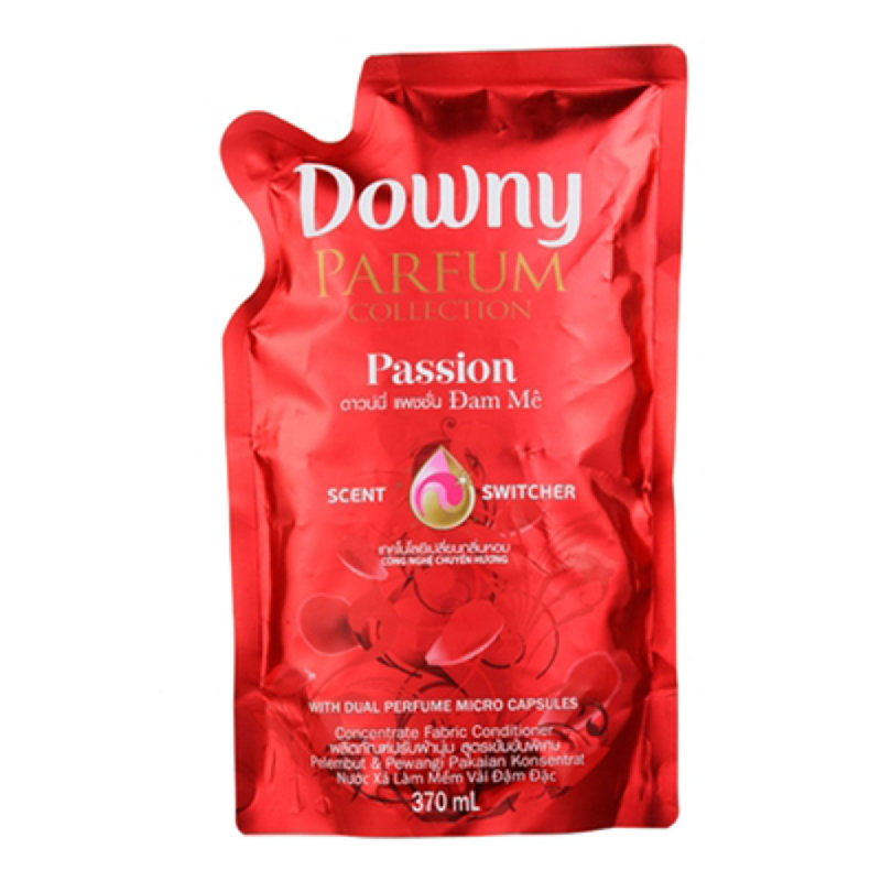 Downy Parfumcollect Passion Refil 370Ml