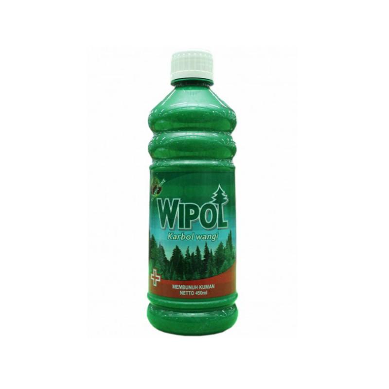 Wipol Pembersih Lantai Classic Pine Botol 450 Ml
