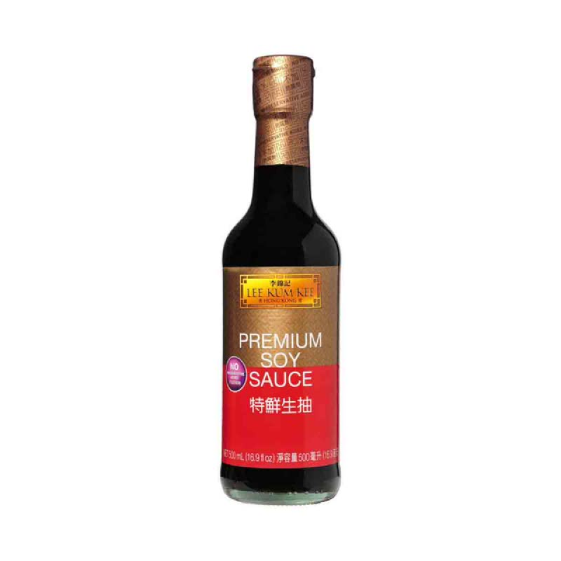 Lee Kum Kee Premium Soy Sauce 500 Ml