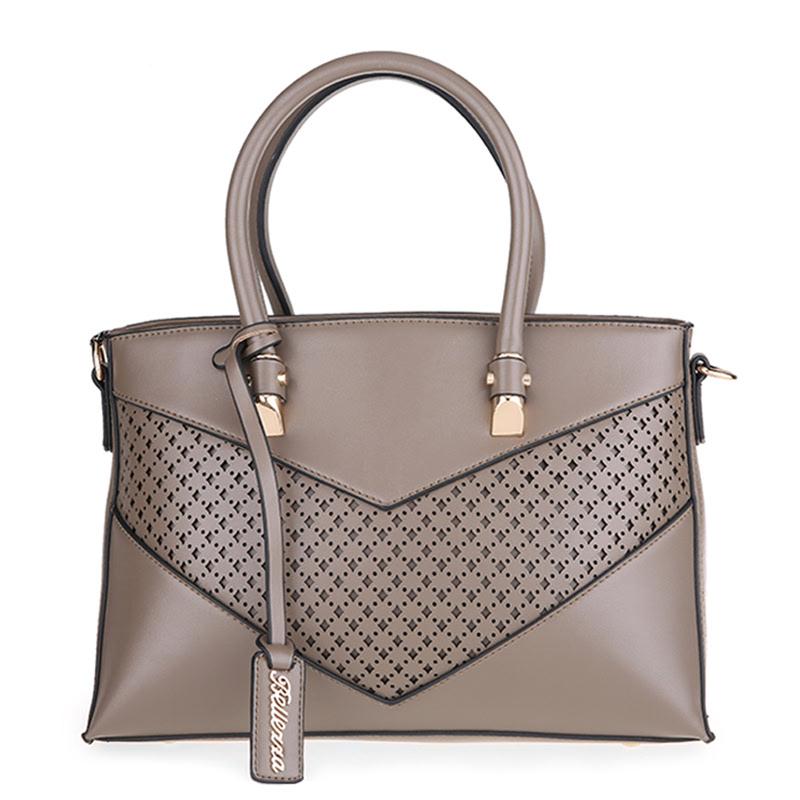 Bellezza Hand Bag 2075-38 Khaki