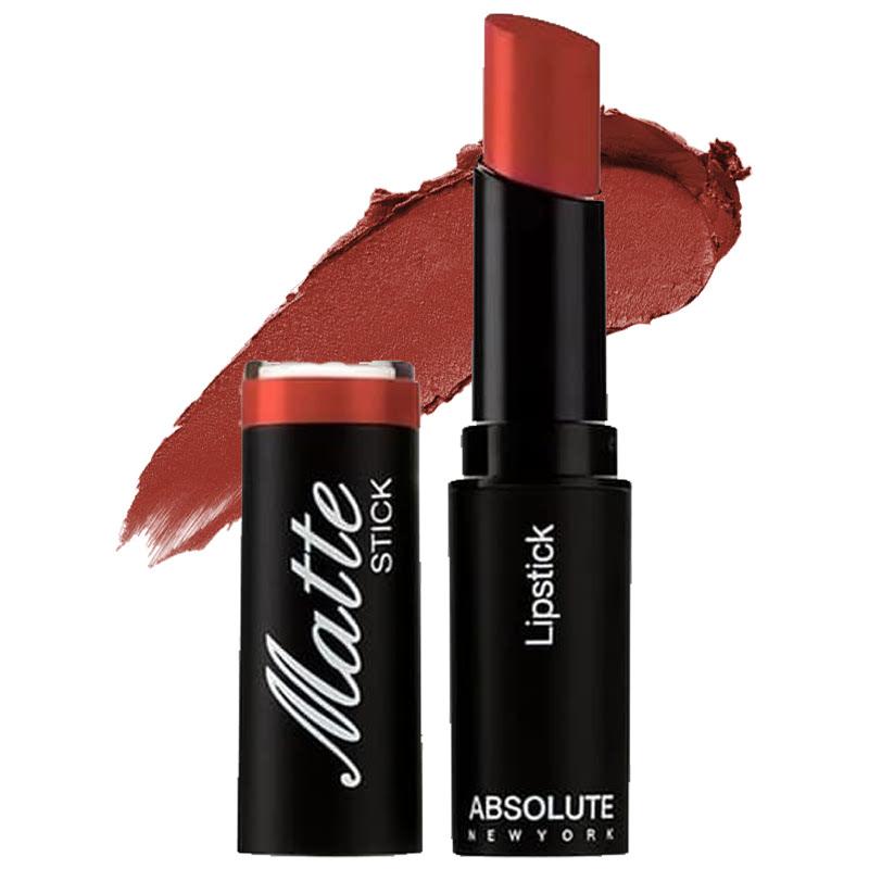 Absolute New York Matte Stick Lipstick Bulgarian Rose