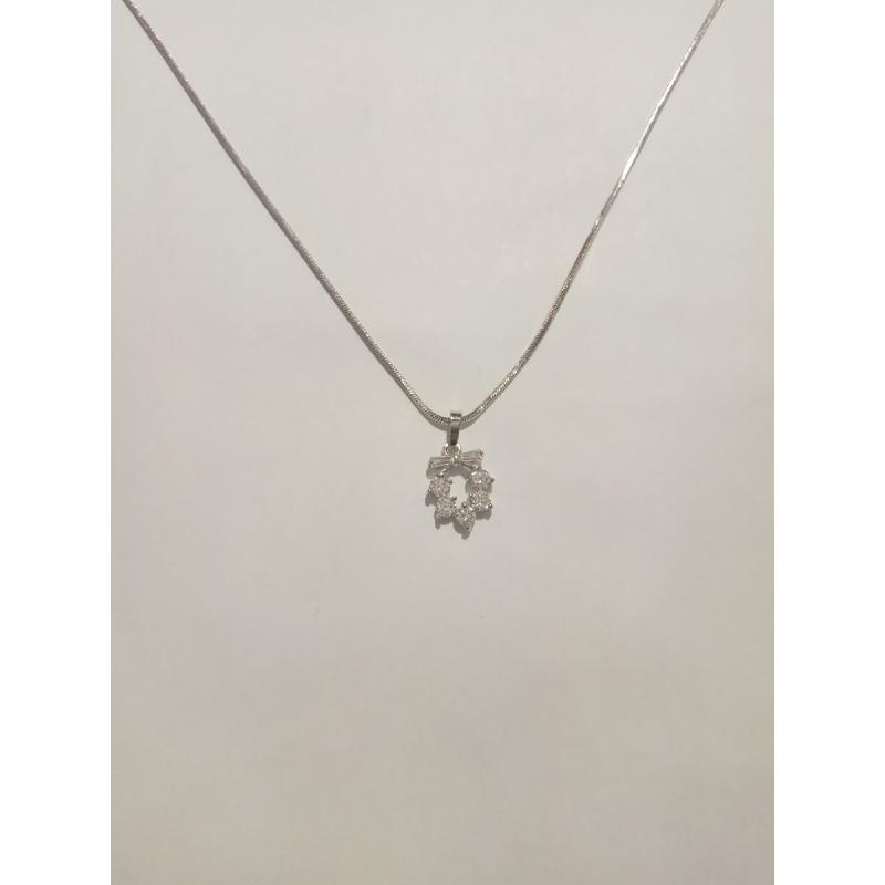 Ballin - Women Necklace FF N0057S Silver