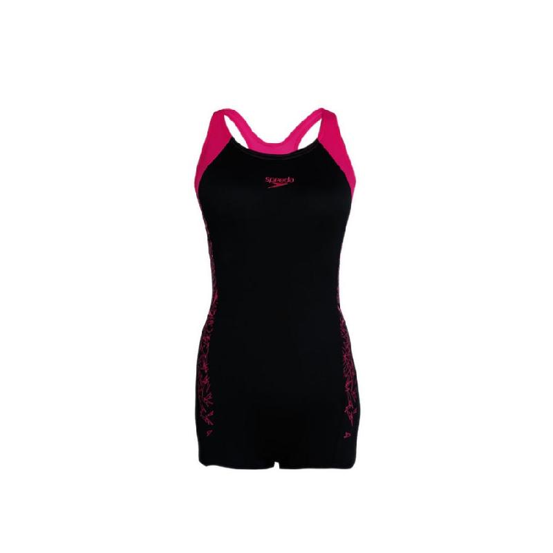 Speedo Boom 1Pc Women Swimwear Black