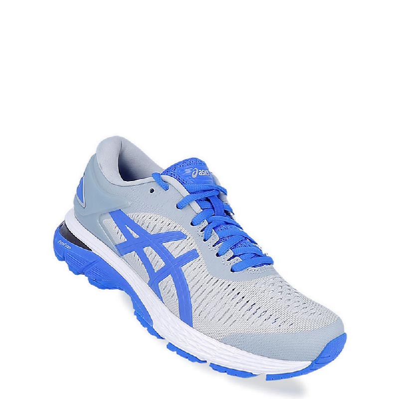 Asics Gel-Kayano 25 Lite-Show Women Running Shoes Grey