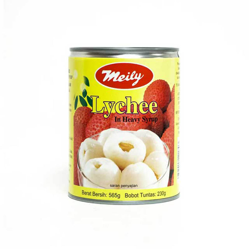 Meily Lychee In Heavy Syrup 565G