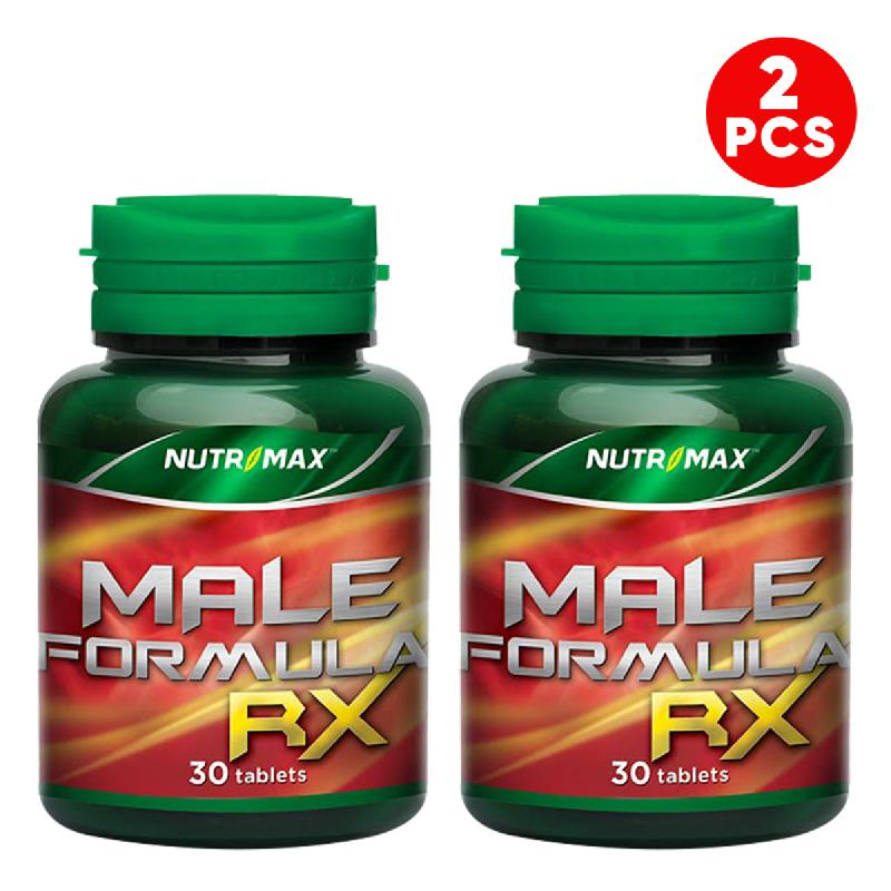Buy 2 Bottle Nutrimax Male Formula RX 30 Tablet