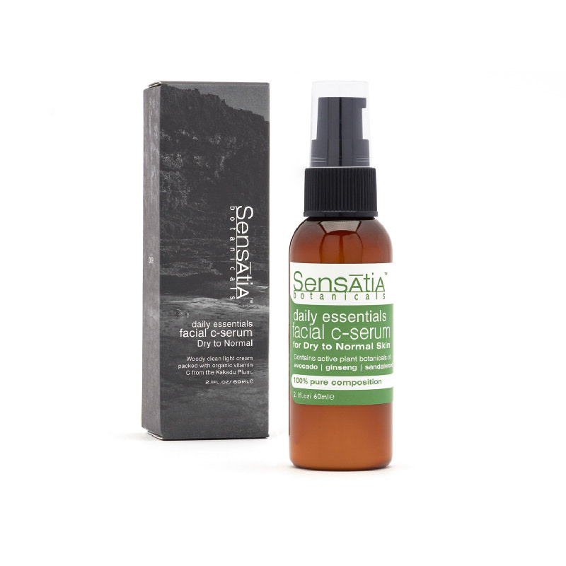 facial C-serum Dry to Normal - 60ml