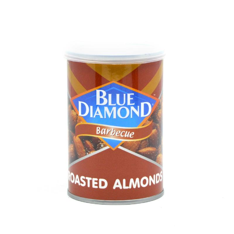 Blue Diamond Almond Roasted Bbq 130per150G