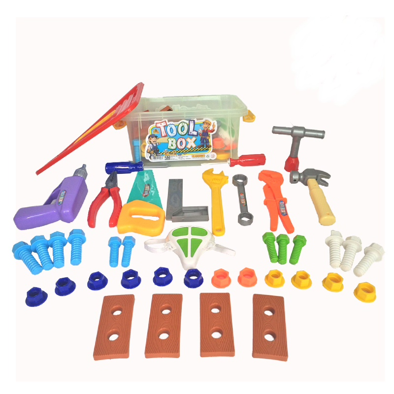Ocean Toy Tool Set Box OCT7505 Multi Color
