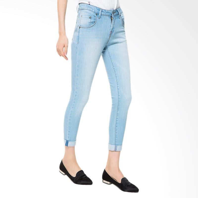 Ladies Jeans Zyolla RU - Blue