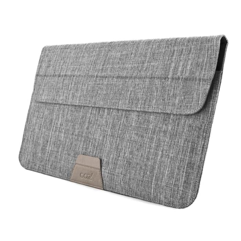 Cozi Stand Sleeve Poly Fabric for Macbook Pro 13