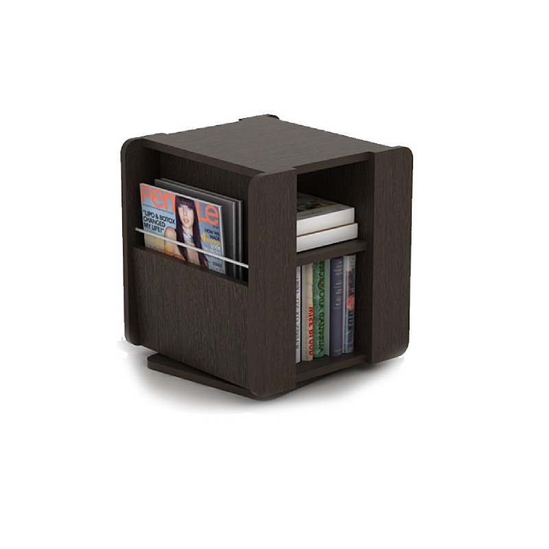 Anya Living Swatch Side Table Espresso