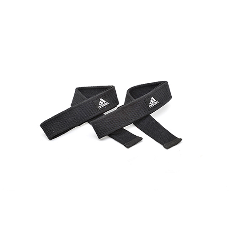 Adidas Combat Lifting Straps Black