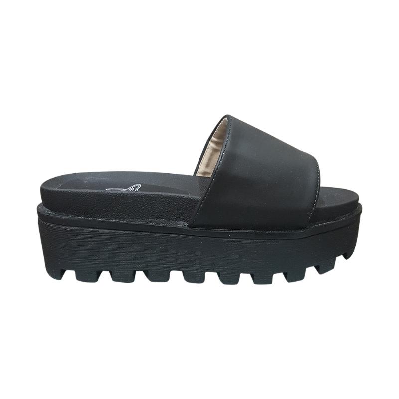 Anyolorich Fashion Sandal Black