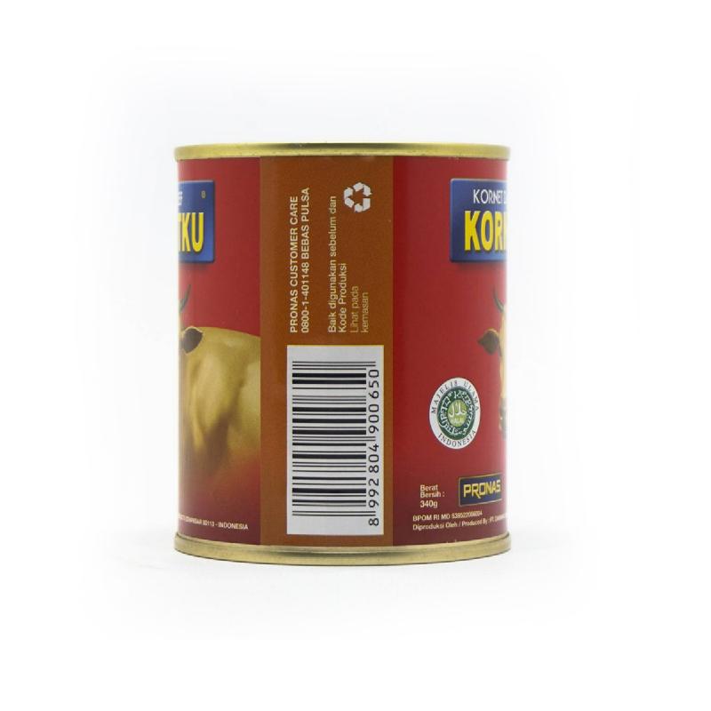Pronas Corned Beef Kornetku 340 Gr