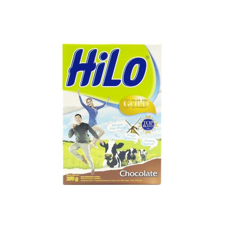Hilo Gold Coklat 250 Gr