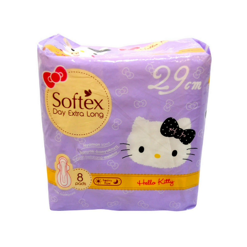 Softex Sdx Day Extra Long 8