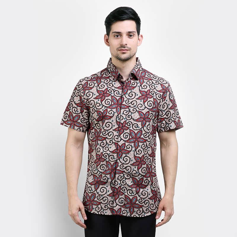 Arthesian Batik Kitolo Red Printing