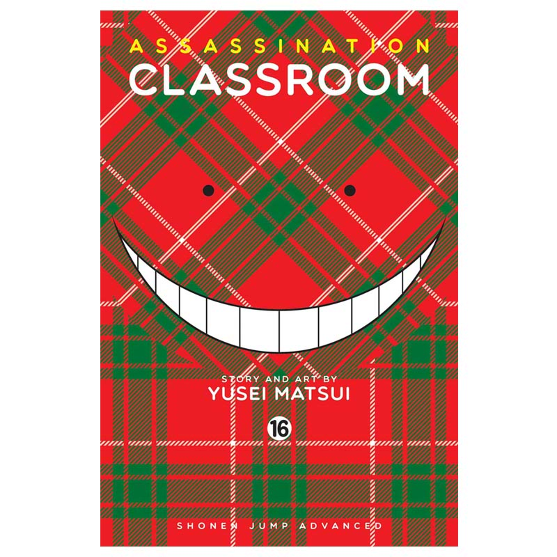 Assassination Classroom Gn Vol 16