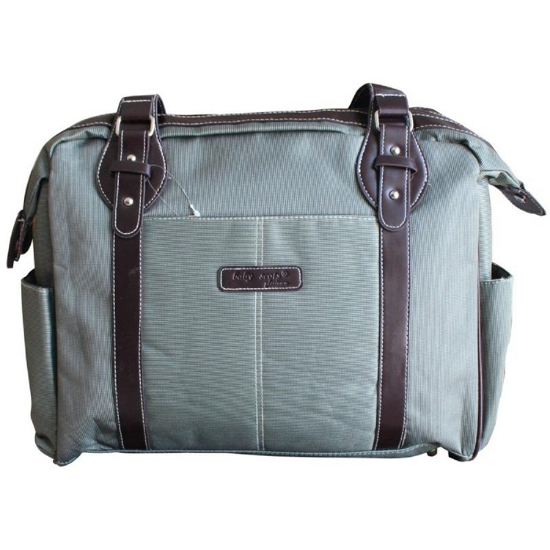 Baby Scots Platinum Scots Mommy Bag 009MB009 Hijau