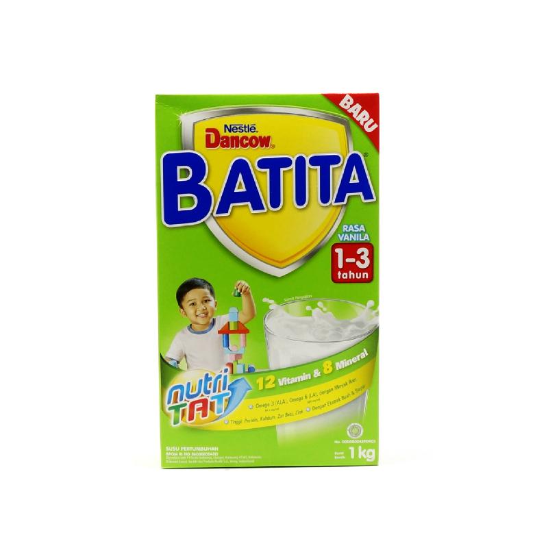 Dancow Batita 1-3 Vanila Box 1000gr