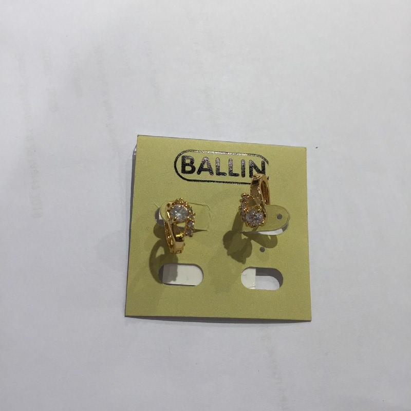 Ballin Women Earing FF-E8093G Gold