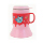 Baby Beyond Food Grade Ss Cup With Handle 230Ml BB1013