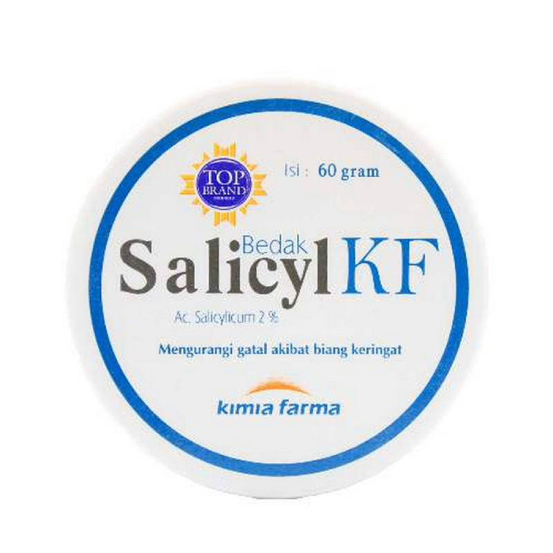 Bedak Salicyl 2% KF