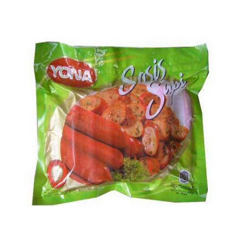 Yona Sosis Ayam 450 Gr (15 Pcs)