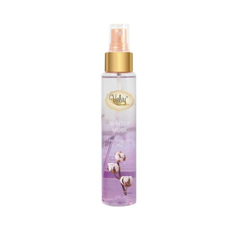 Velvy Fragrance Mist Winter Musk 105 Ml