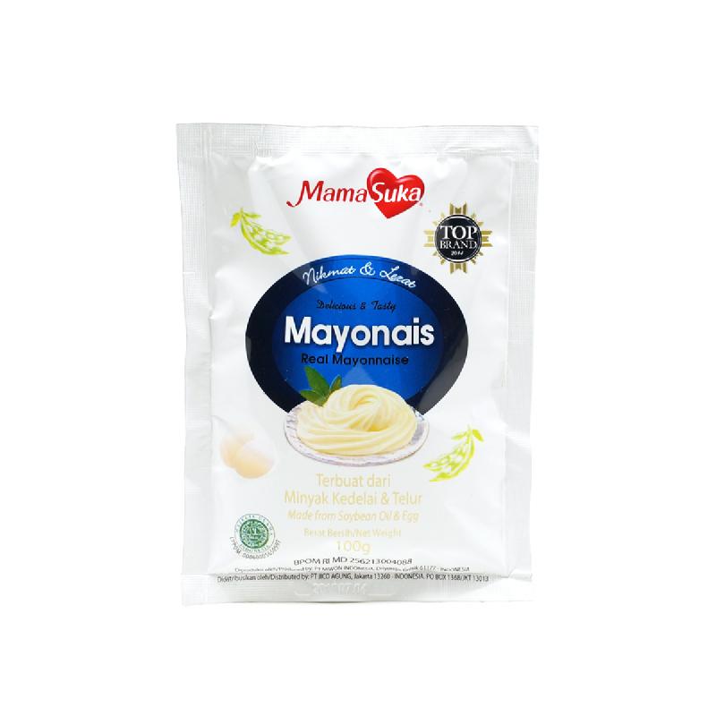 Mamasuka Mayonaise 100G