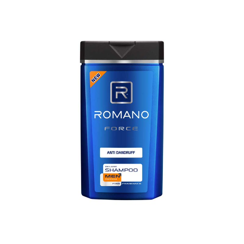 Romano Men Shampoo Force Anti Dandruff 170 Ml