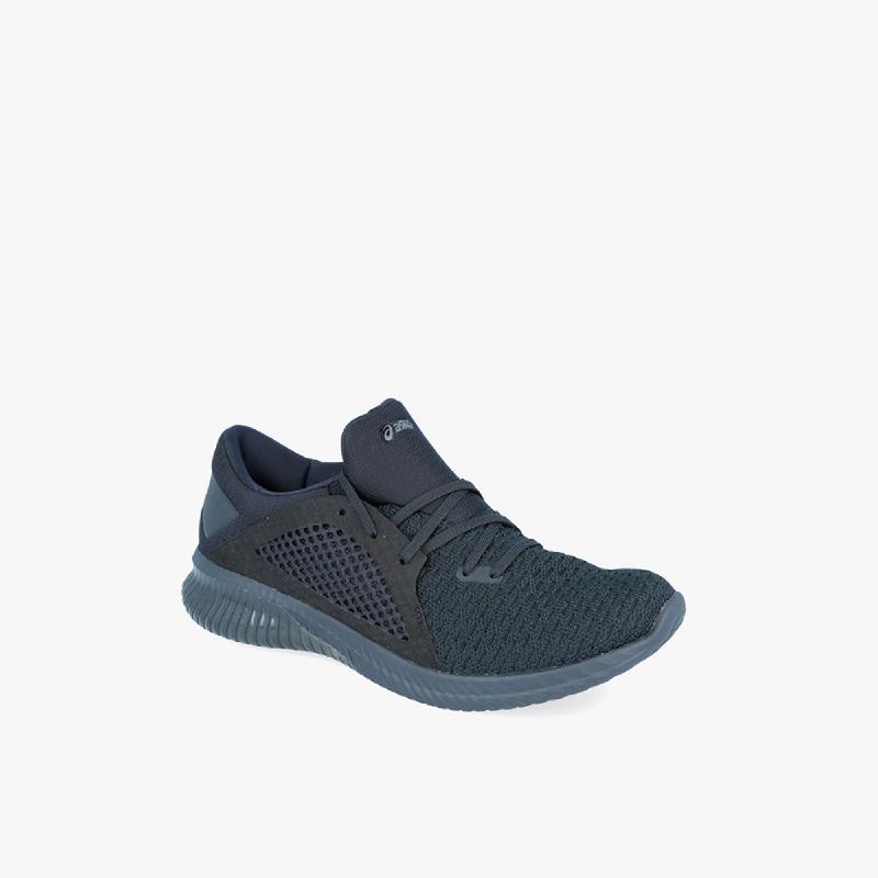 Asics GEL-KENUN KNIT MX Mens Running Shoes Black