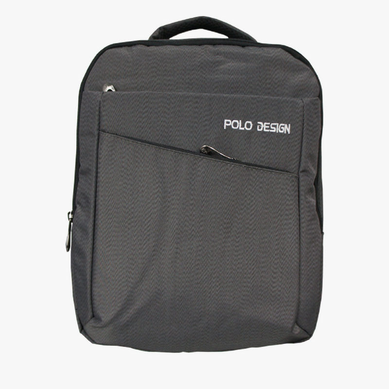 Polo Design Backpack 9056-06 Grey