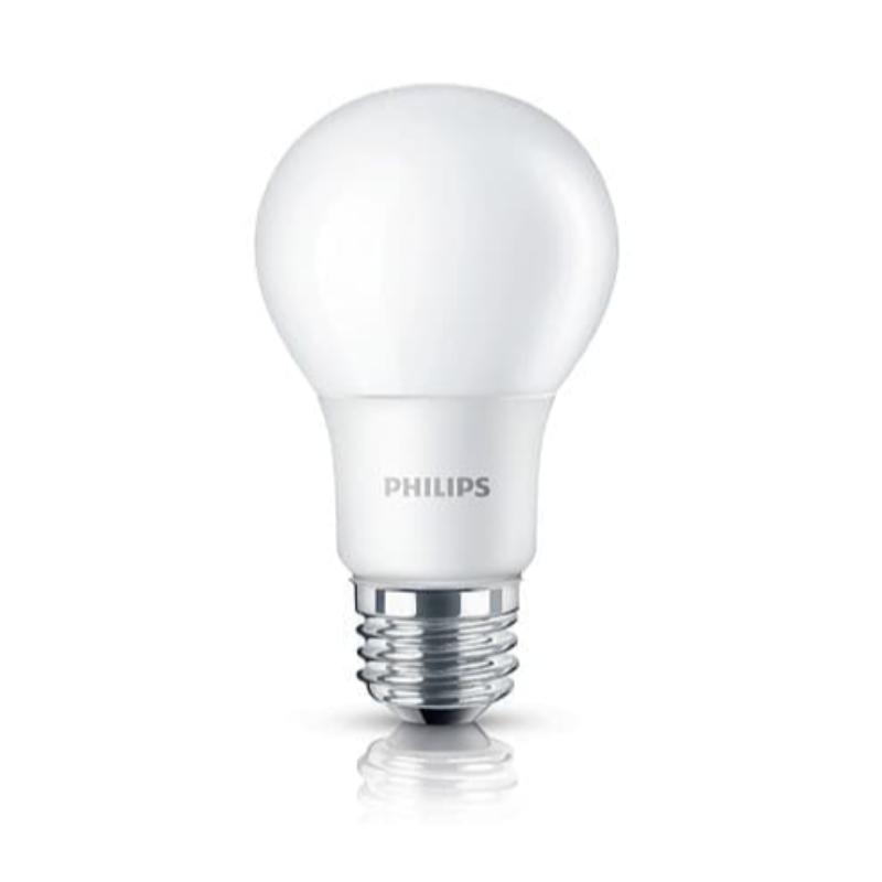 Philips LEDBulb 5-50W E27 6500K 230V Putih