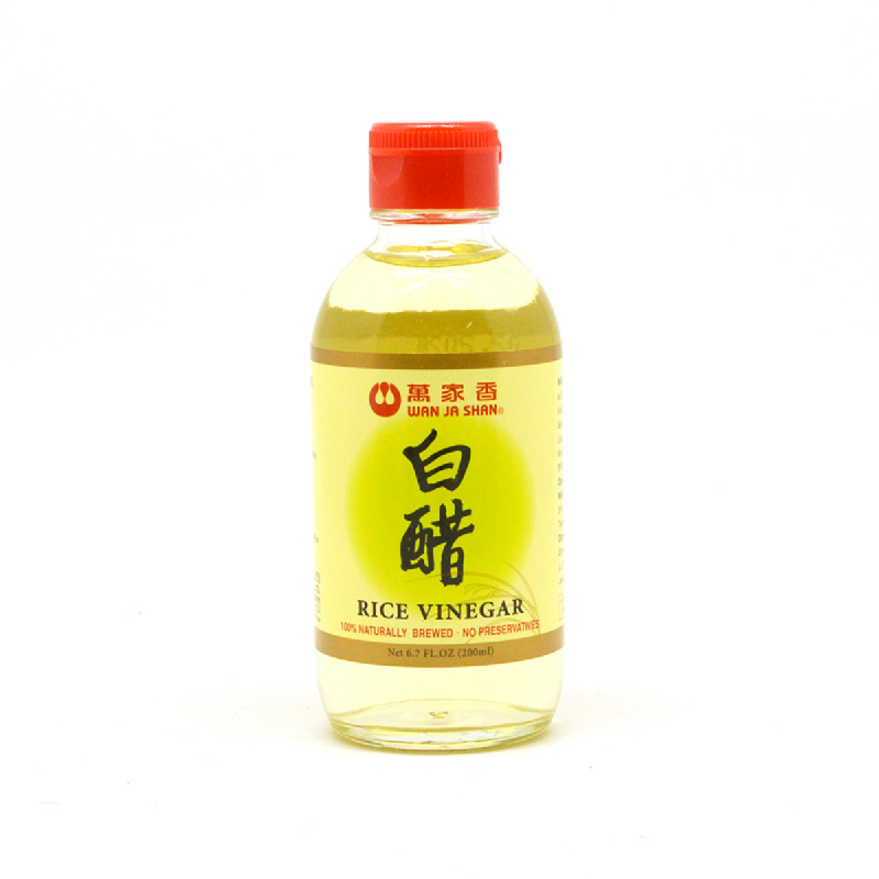 Wan Ja Shan Premium Rice Vinegar 200 Ml
