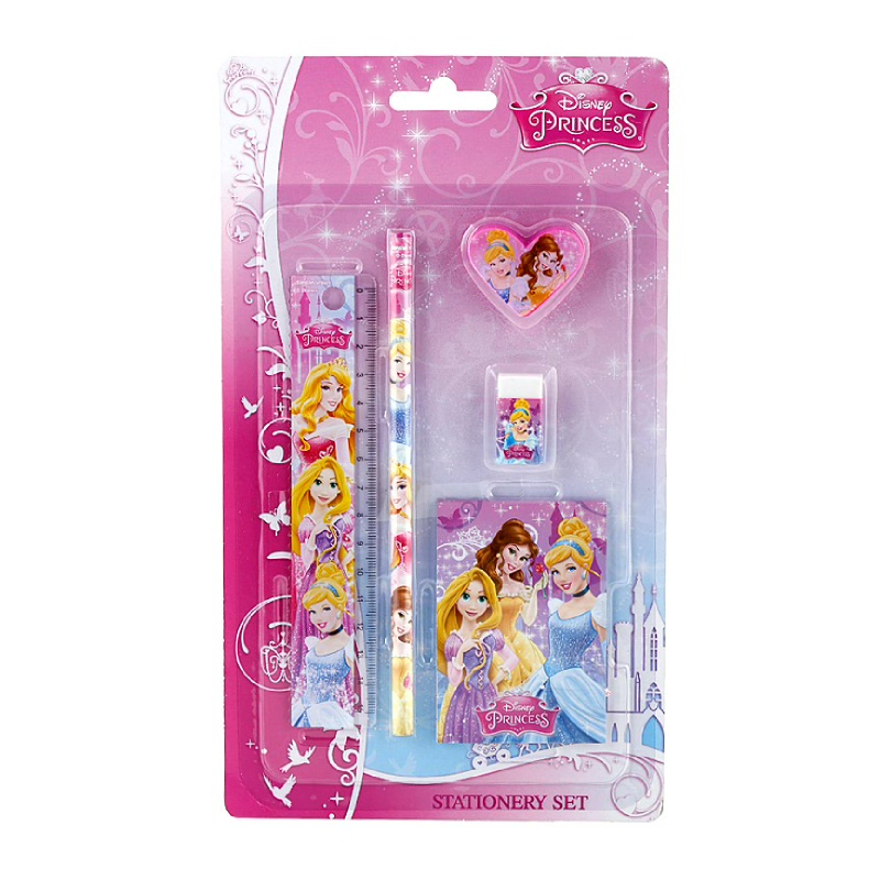 Princess Stationerry Set