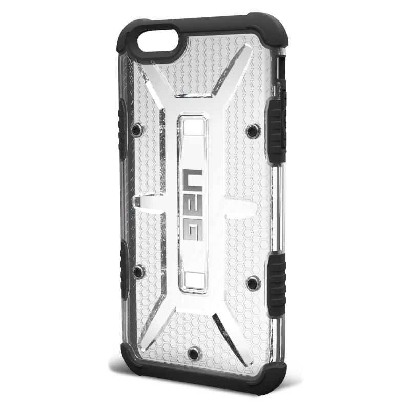 UAG iPhone 6 Plus Composite Case Ice&- Hitam