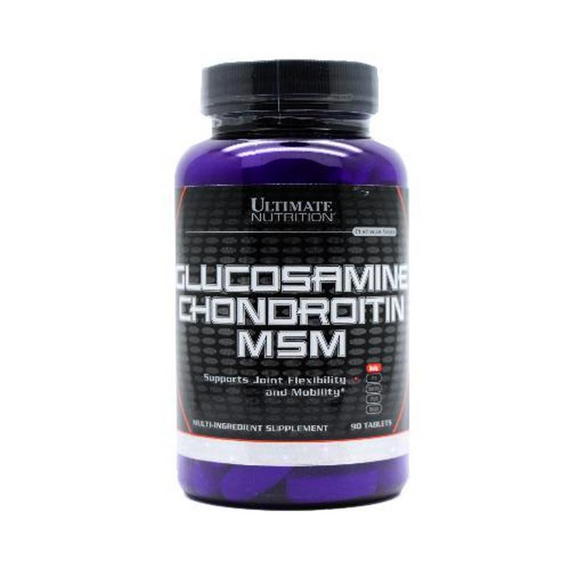 Glucosamine, Chondroitin n MSM, 90'S