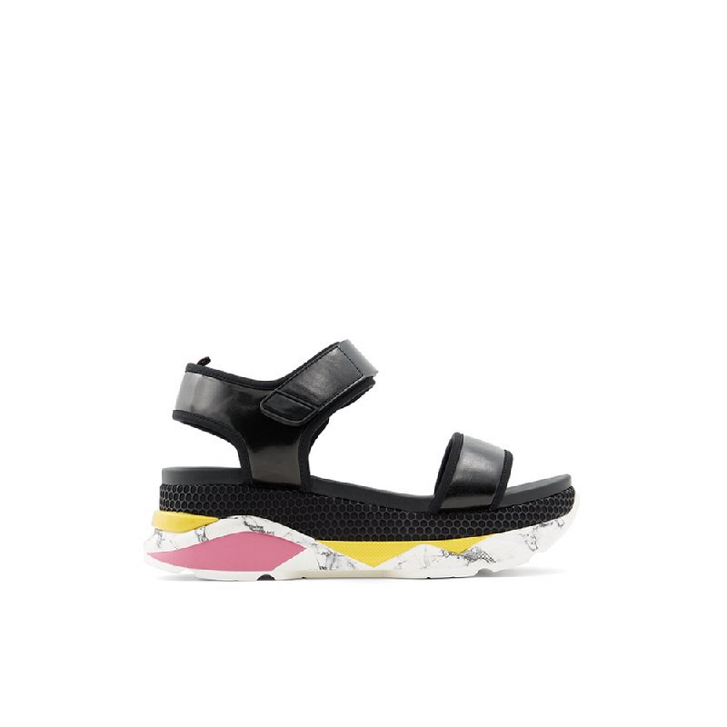 Aldo Ladies Shoes Wedges ZARELLA-009-009 Other Black