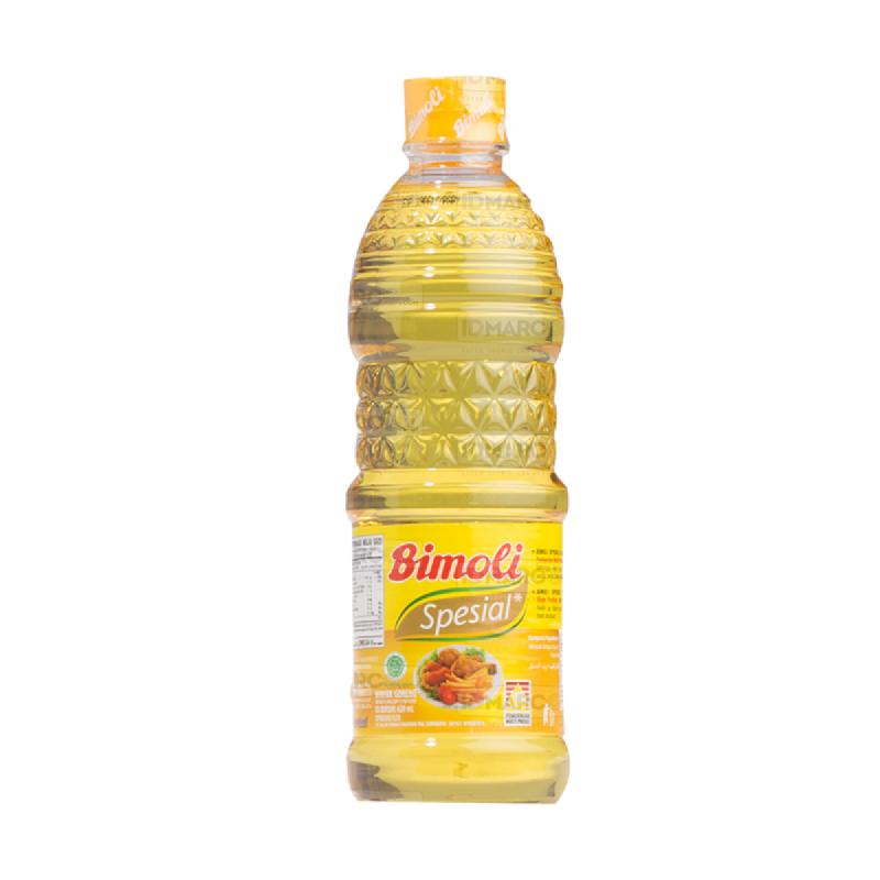 Bimoli Spesial Minyak Goreng 620 ml - 1 karton (24 botol)