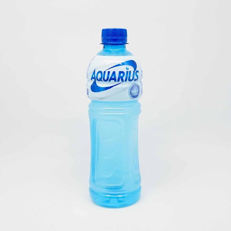 Aquarius Isotonik Btl 500Ml