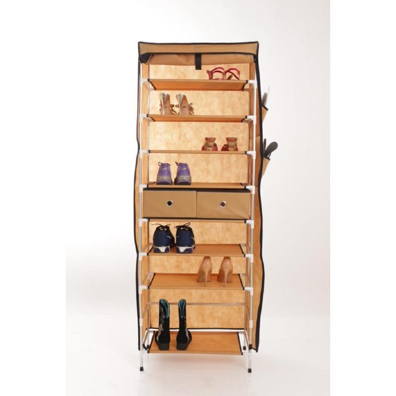 Anya Living Rak Sepatu + Laci 109  - Brown