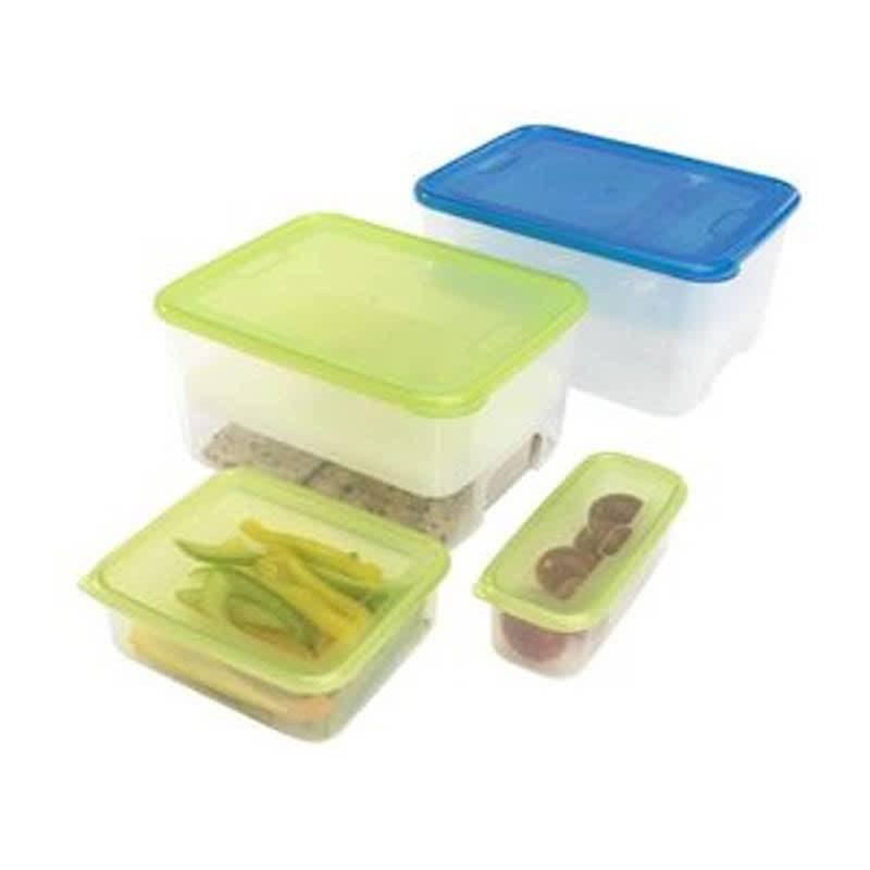 JYSK Lunch Box With Cooler Dexter Assorted 3Pcs