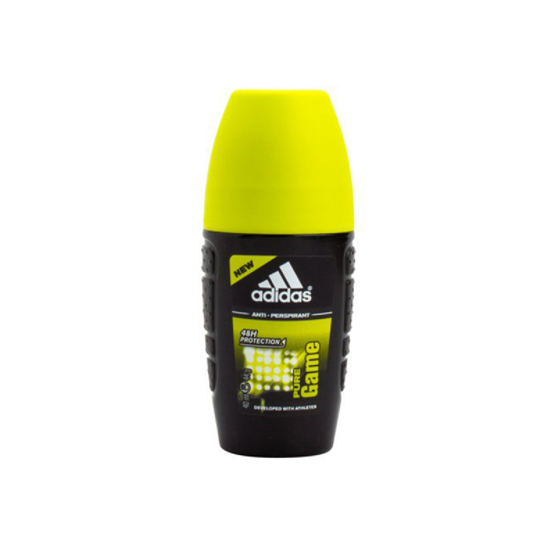 Adidas Men Pure Game Roll On Moon 40 Ml