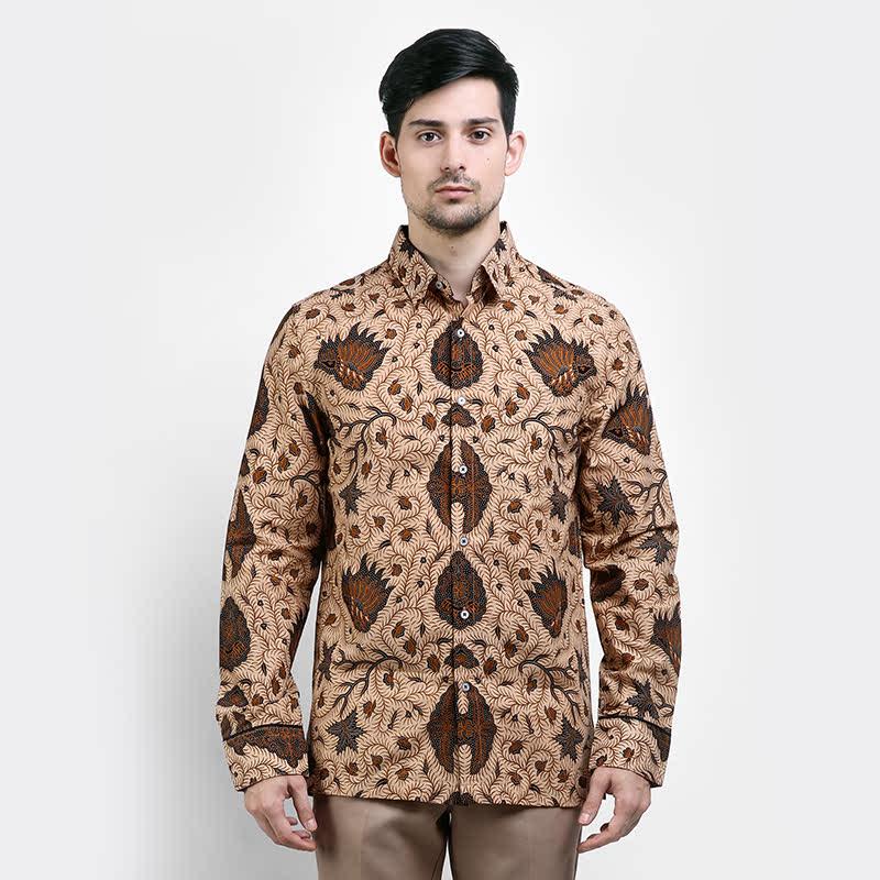 Arthesian Java Crown Batik Printing