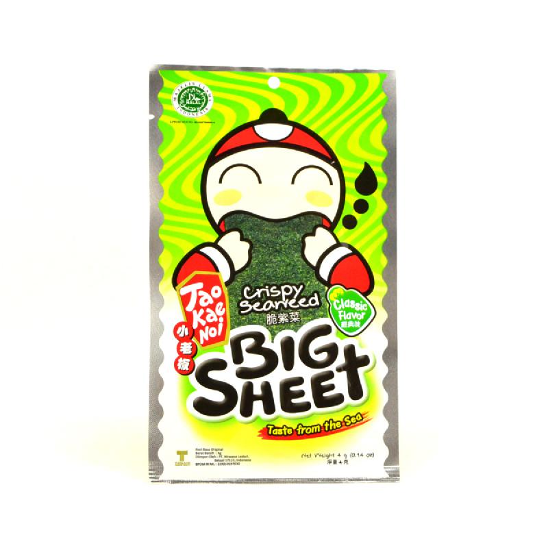 TAO KAE NOI CRISPY BIG SHEET CLASSIC 4 GR