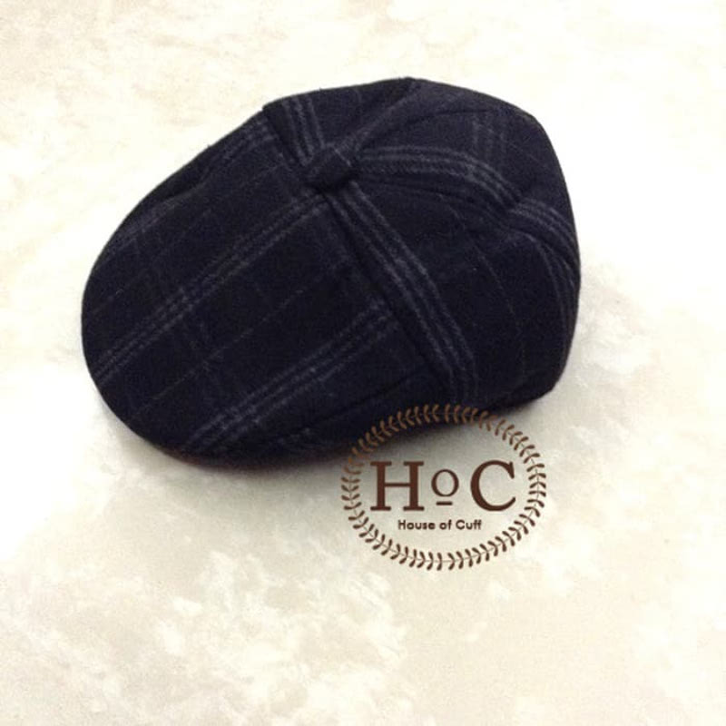 House Of Cuff Topi Fedora Hat 07