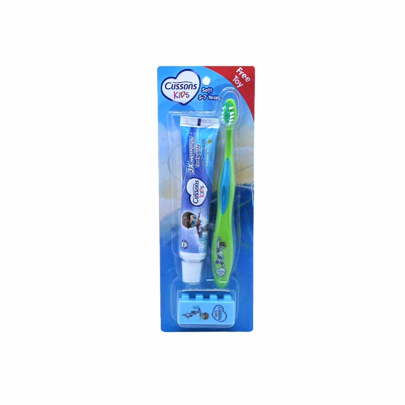 Cussons Kids Oral Care Pack